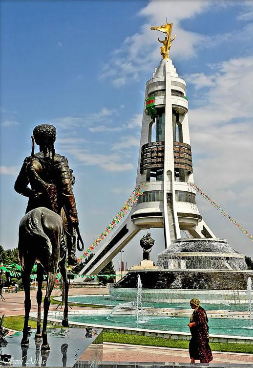 Us Travel To Turkmenistan